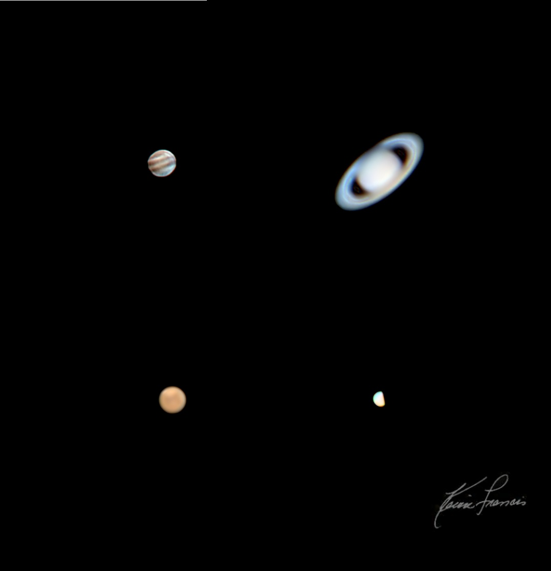 Smokey Mountain Planets Photo