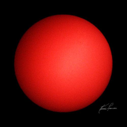 4 22 18 Sun Small Prominence
