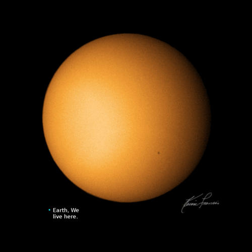 4 22 18 Sun Spot