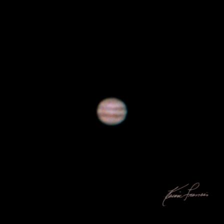 Jupiter April 2018