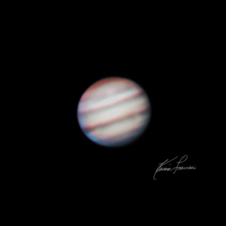 Jupiter May 25 2018
