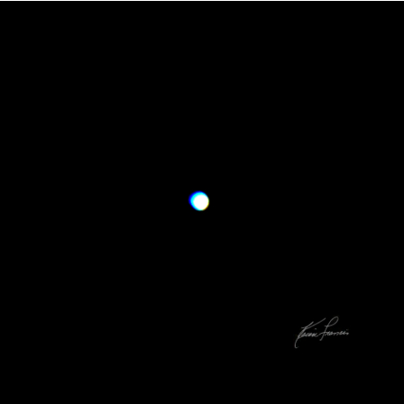 Venus April 2018